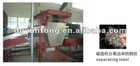 CE & 7 patents Square Magnetic Separator as Tire Recycling Machine
