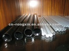 black Aluminum tube