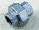 Casting of blackheart Malleable Cast iron Pipe Fittings