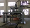 copper continuous casting and rolling machine