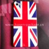 hard shell case for Iphone 4 4s with UK flag