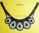 simple elegance ladies beaded collar