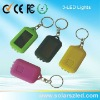 3-LED mini flashlight keychain