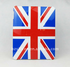 UK.Flags new stylish hard case,for ipad 2 back cover high pc material