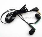 Fashionable design earphone for MP3