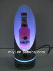 2012 for Christmas using wine bottle stand/ LED Bottle Glorifier