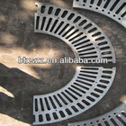 decorative cast iron tree grating for tree protection