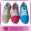 Vulcanize rubber canvas shoes 2012
