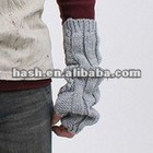 men's cable knit glove & armwarmer (MSH10018)