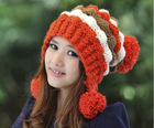 lady hand-made winter hat ready in stock 364-1