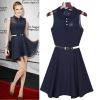 sleeveless chiffon 2012 fashion dress