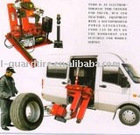 mobile tyre changer