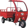 sell cargo tricycle with iron hood(150ZH-D)