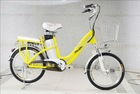 lithium electric bicycle-Agile