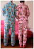 Children fleece pajamas