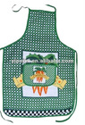 PVC disposable apron