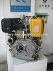 YM170F hand start 4hp power small 4 stroke diesel engine