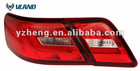 Car tail lamp for toyota camry