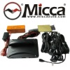 Wireless LED type display parking sensor system, 4pcs waterproof rear sensors(PS362)