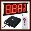 12'' whole set outdoor 4 digits gas price led signs