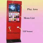 37inch Touchscreen mall kiosk,bank payment kiosk,interactive information kiosk,indoor SAW touchscreen kiosk(VP370TP)