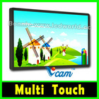 55 inch Wall Mount LCD Touch PC Display