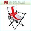Hot sale flag folding beach chair