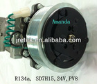 R134a SD7H15 24V PV8 Universal Car Air conditioning Compressor