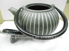 Slipping Net Hot Selling Metal Teapot With Different Colors