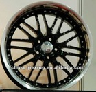 high value and modern alloy rim