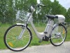 "26"" Steel Electric bike with 36V lead acid battery"