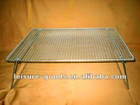 Processing stainless steel barbecue bbq grill wire mesh net manufacture