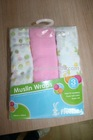 Baby Cotton Gauze Wrap Diaper