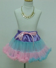 Boutique girl baby full fluffy pettiskirts and tutu Girl dance wear