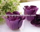 natural soap flower