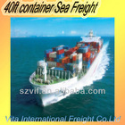 Shenzhen 40ft container freight forwarder----Lucy