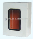 Plexiglass door Wall Mounting Enclosure