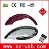 hot promotional 2.4G wireless arc mouse