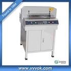 SN-480VS+ industrial guillotine paper cutting machine