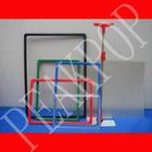Plastic snap frames