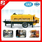 2012 new type hot selling small concrete pump for sale