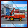 2Rows self-propelled Corn harvester 0086 13613847731