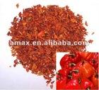Dried bell pepper(dehydrated bell pepper)