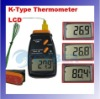 K-Type LCD Digital Thermometer