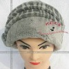 winter fur trapper hat for ladies