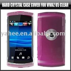 Crystal Case for Sony Ericsson Vivaz U5,YHA-MO047