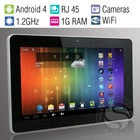 New 10.1 Inch SuperPad 4 Tablet PC MID/Android 4.0 OS/1GB RAM/4GB-20G Nand Flash/GPS/Camera/RJ45 Port/HDMI Output