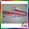 Polyester lanyard / badge clip - LA-11001