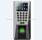 New Fingerprint standalone access control with ID card time attendance F18