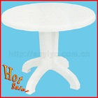 Garden table sets,outdoor tables, pool white plastic table